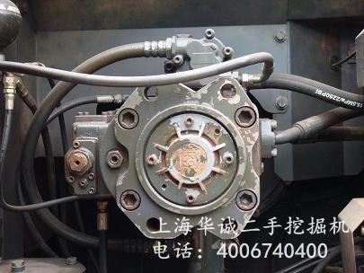 住友SH200A3液压泵
